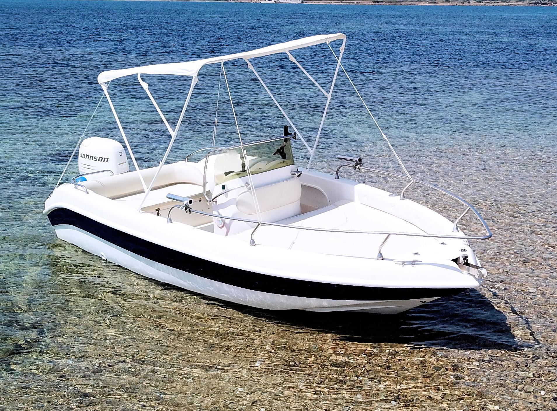 Sicily Boats - Barca Cetty - T.A.Mare Jaguard 520